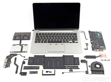 apple laptop service